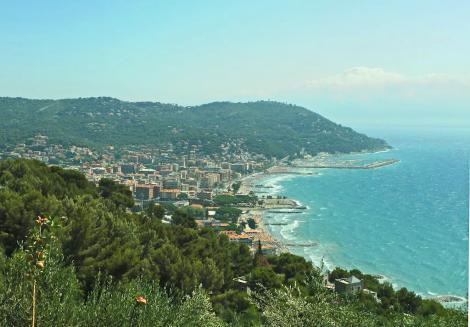 Курорт - итальянская Андора