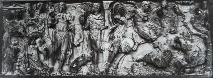 Римские барельефы из КампоСанто